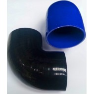 """Elbow hose 3.5"""" 89mm 90°"""