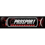 Manomètre ProSport Tempéture Huile 52 mm