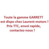 Nous disposons de toute la gamme GARRETT ! Contactez nous !