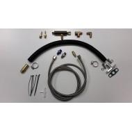 Kit d'alimentation pour GT25 / GT28 / GT30 / GT35