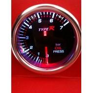 Ghost oil pressure gauge 52mm