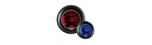 ProSport Manometer Blau/Rot