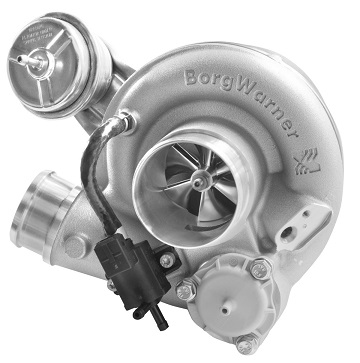 Turbo Performance Borg Warner EFR